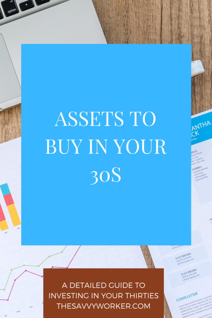 Asset allocation in your 30s